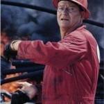 Hellfighters, (1968) John Wayne fights oil rig fires