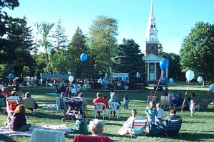 Concerts on the Green, Framingham Centre Common