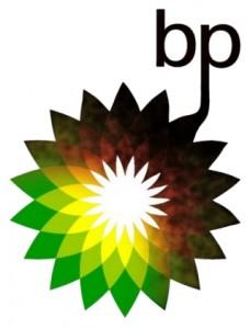 BP Logo - after Deepwater Horizon Spill