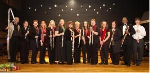 (PHOTO) Harmonie Transverse, Flute Choir