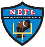 [LOGO] New England Football League, (NEFL)
