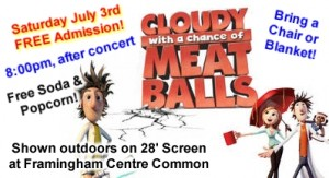 [PROMO] Cloudy with a Chance of Meatballs - Movie