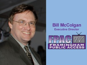 PHOTO - Bill McColgan, FPAC-TV Executive Director