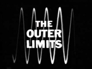 1960's tv show - The Outer Limits - intro screen