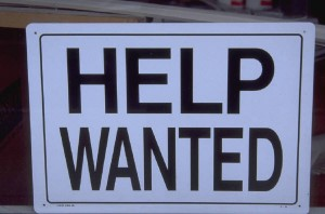 Many Framingham companies are hanging out the Help Wanted sign -- and not finding people who want jobs