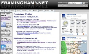 FRAMINGHAM.NET - Framingham news outlet.