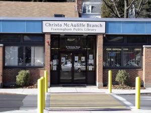 Christa McAuliffe Branch, Framingham Public Library