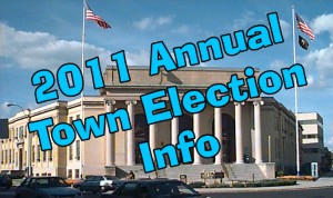2011 - Framingham Annual Town Election Info