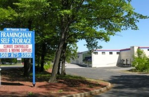 Public Auction at Framingham Self Storage
