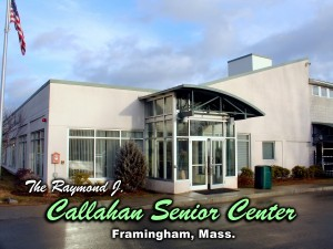 (photo of) Raymond J. Callahan Senior Center, Framingham, MA USA