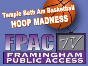 TBA Basketball Hoop Madness on FPAC-TV during the month of April 2011