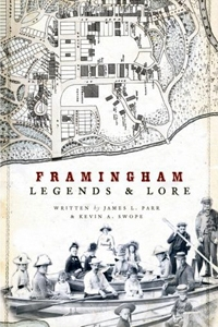 Book Cover: Framingham Legends and Lore