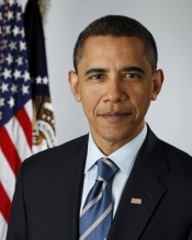 PHOTO - United States President Barack Obama