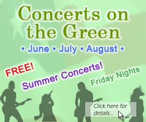 2012 Framingham Concerts on The Green - Summer Concert Series