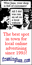Click here for info about advertising on framingham.com...