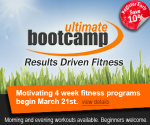 Outdoor Fitness Boot Camp in Framingham
