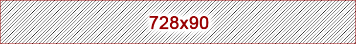 728x90 ad size example