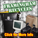Framingham Recycling Information