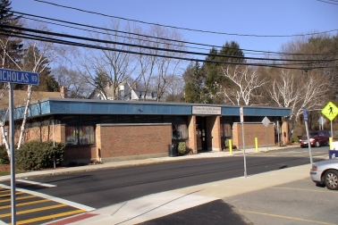 Photo of Christa McAuliffe Branch Library, Framingham, MA